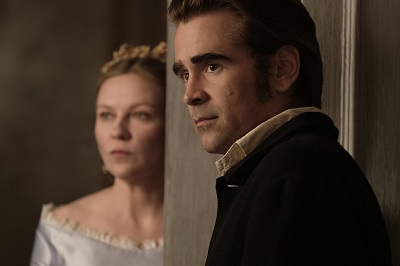 the beguiled colin farrell kirsten dunst
