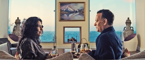 Aspettando il re Sarita Choudhury Tom Hanks