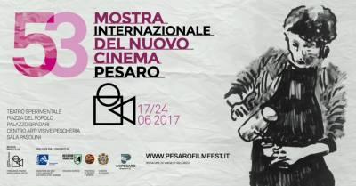 Pesaro Film Festival 2017