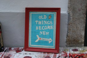 Old Things Become New