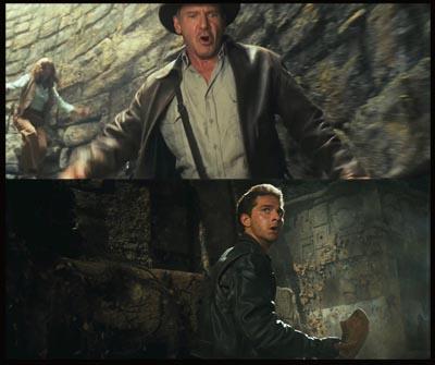 Indiana Jones e il Regno del Teschio di Cristallo - immagini dal teaser