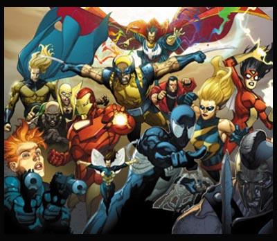 The Avengers - Marvel