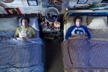 Will Ferrell e John C. Reilly in Fratellastri a 40 anni