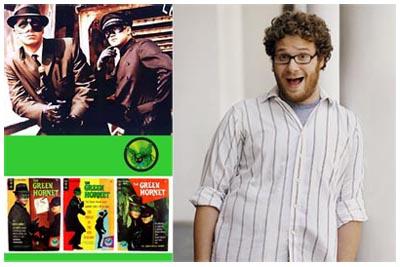 The Green Hornet - Seth Rogen