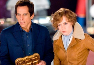 ben stiller e amy adams - una notte al museo 2 di shawn levy