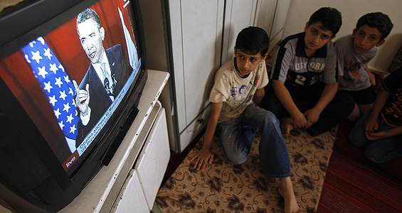 Obama in tv al Cairo