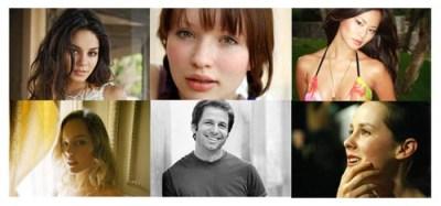 Il cast di SuckerPunch di Zack Snyder.