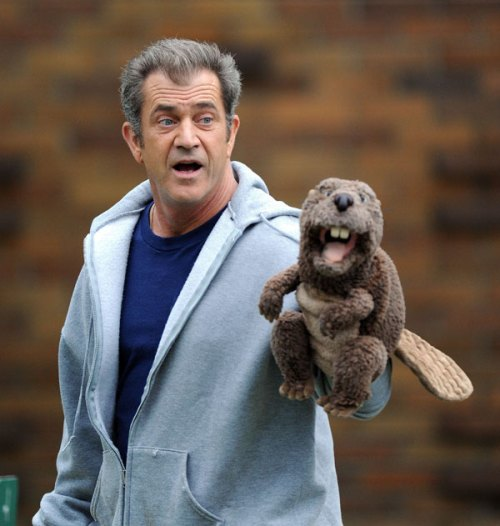 mel gibson in the beaver di jodie foster