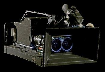 La PACE Fusion HD 3D Camera