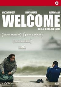 welcome copertina dvd