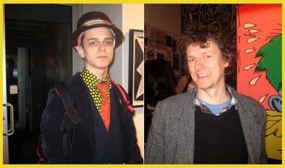 Paul e Michel Gondry