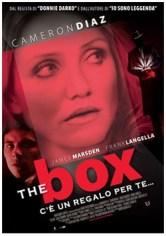 THE BOX di Richard Kelly, poster italiano. Uscita 21 luglio 2010 per Lucky Red