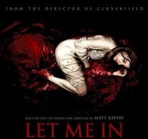 Let Me In, di Matt Reeves - il poster