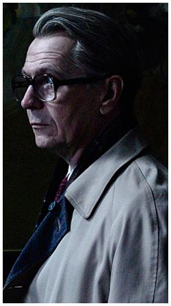 Gary Oldman in Tinker,Tailor, Soldier, Spy