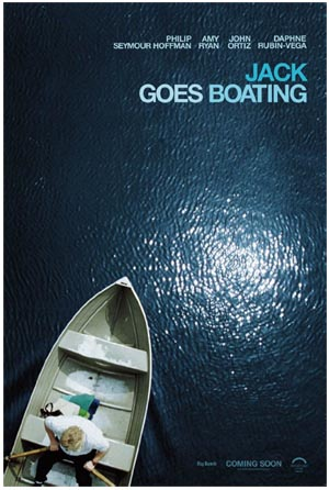 Jack Goes Boating, di Philip Seymour Hoffman - il poster