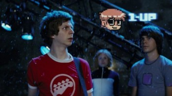 Michael Cera in Scott Pilgrim Vs. The World di Edgar Wright