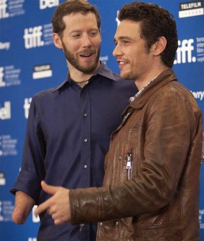 Aron Ralston & James Franco