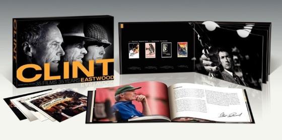 cofanetto clint eastwood 35 film 35 anni