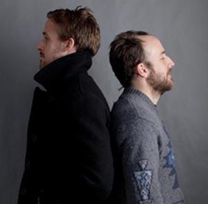 L'attore Ryan Gosling e il regista Derek Cianfrance