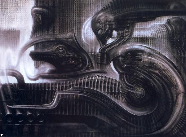 Giger's Alien