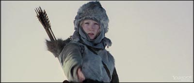 Saoirse Ronan in HANNA di Joe Wright