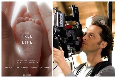 Emmanuel Lubezki racconta il set di The Tree of Life