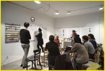 Centre Pompidou - MICHEL GONDRY - mostra + workshop. ©Deicht Archive NY