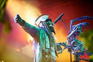 ROB ZOMBIE in tour - UK 2011