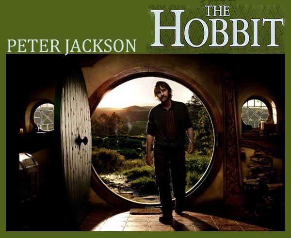 Peter Jackson. Inizio ufficiale della produzione di THE HOBBIT