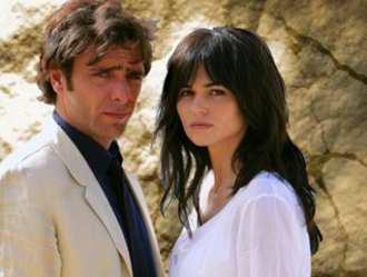 L'ombra del destino_Adriano Giannini e Romina Mondello