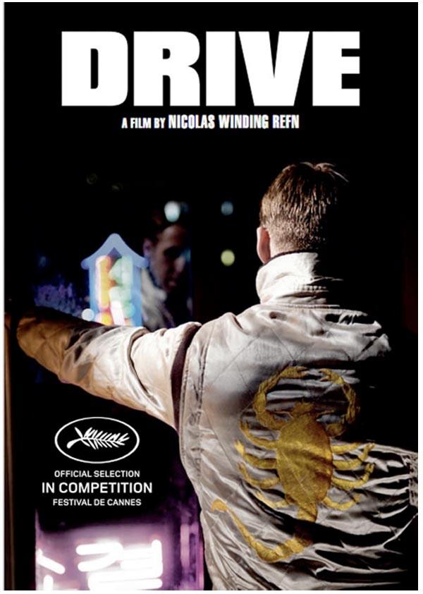 DRIVE di Nicolas Winding Refn in concorso a Cannes 64