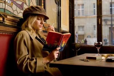 Mélanie Laurent-Shosanna Dreyfus in Inglourious Basterds