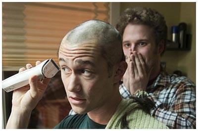 Joseph Gordon-Levitt e Seth Rogen in 50/50 di Jonathan Levine - il trailer