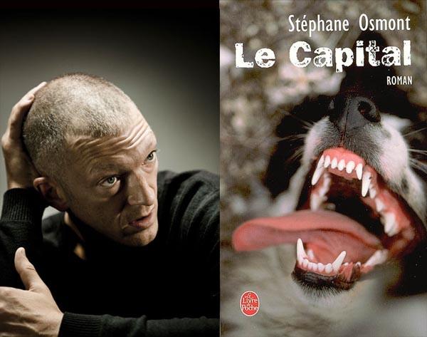 VINCENT CASSEL diretto da Costa Gavras in LE CAPITAL, dal libro di Stéphane Osmont