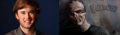 Haley Joel Osment in WAKE THE DEAD: un film dalla graphic novel di Steve Niles