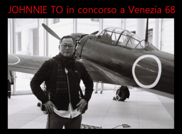 LIFE WITHOUT PRINCIPLE, Johnnie To torna in concorso a Venezia 68