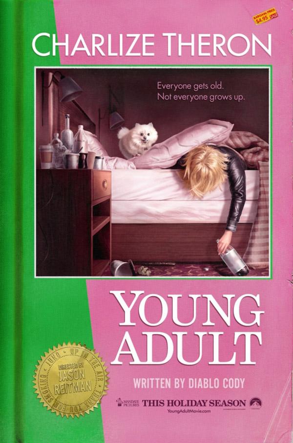 Charlize Theron in YOUNG ADULT - regia di Jason Reitman, scritto da Diablo Cody