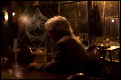 Bruce Davison sul set di THE LORDS OF SALEM [Rob Zombie]