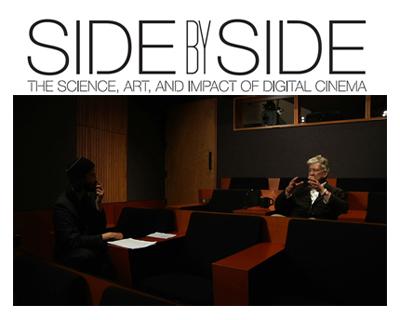 Syde by Side, documentario alla Berlinale 2012: Keanu Reeves intervista registi e tecnici sul digitale