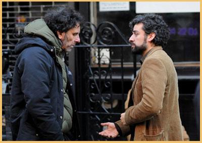 Inside Llewyn Davis, nuovo film dei fratello Coen - il set newyorchese