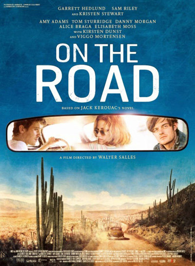 Poster: ON THE ROAD di Walter Salles