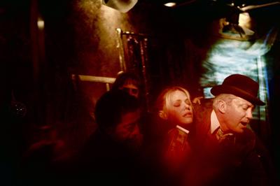 """SPIRITISMES, di Guy Maddin  Slimane Dazi,  Kim Morgan, Udo Kier in """"Poto-Poto."""" Unrealized Erich von Stroheim film"""