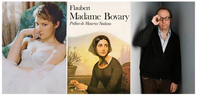 Mia Wasikowska e Paul Giamatti in Madame Bovary?