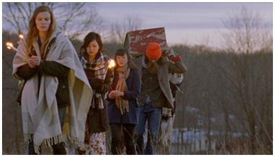 First Winter, di Benjamin Dickinson: hipster post-apocalypse