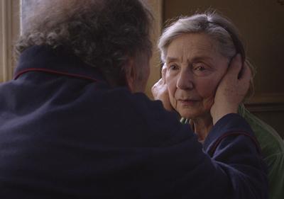 Amour di Michael Haneke: il trailer
