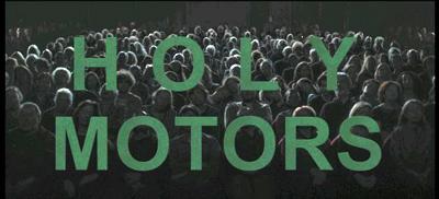 Holy Motors di Leos Carax, sci-fi alle origini del cinema. Clip e foto