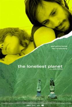 The Loneliest Planet, di Julia Loktev - poster
