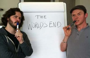 The World's End per Edgar Wright, Simon Pegg e Nick Frost