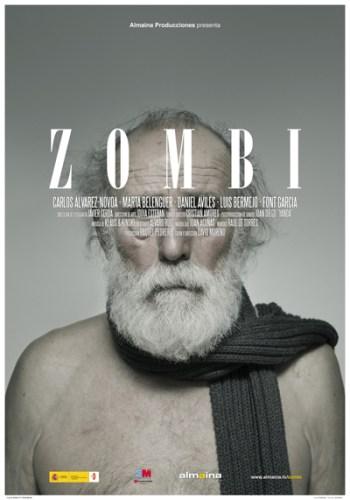 Zombi, di David Moreno. Il poster