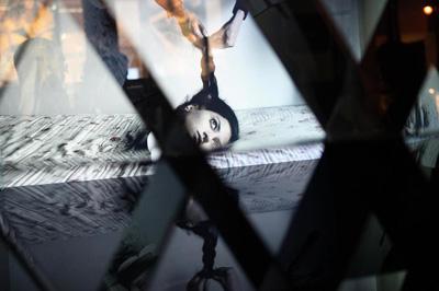 CAPSULE di Athina Rachel Tsangari, l'installazione